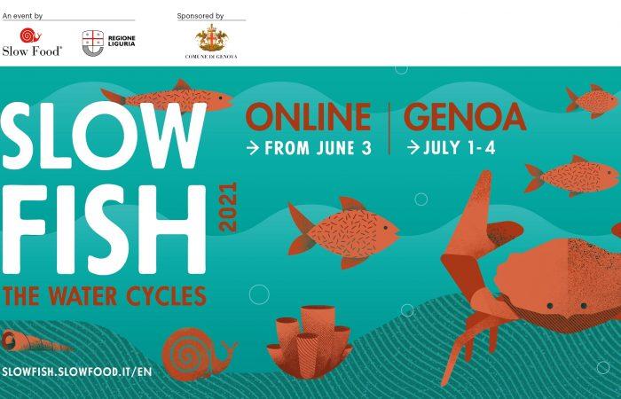 Slow Fish: os ciclos da água