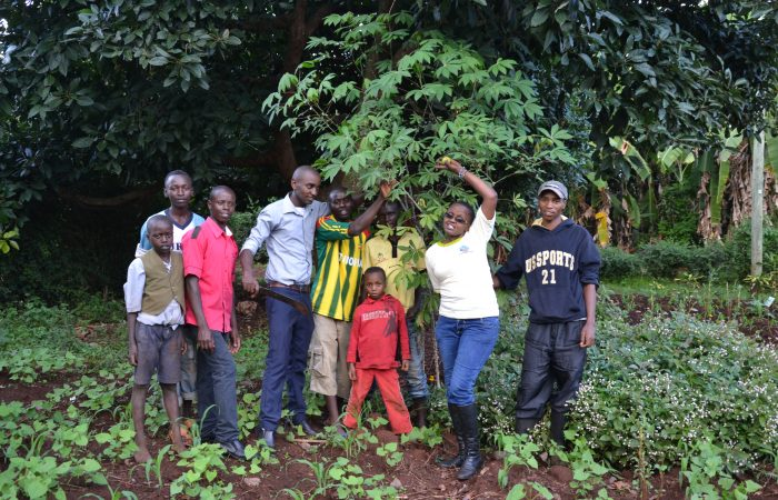 Agroecology as key for the future: building local economies in East Africa