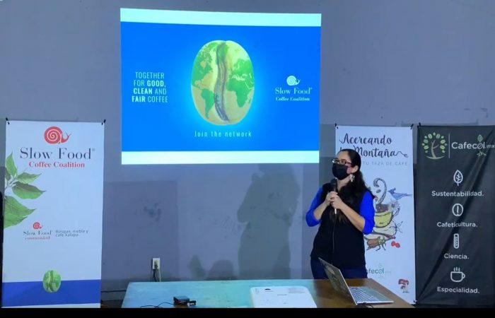 Lanzamiento del Slow Food Coffee Coalition para México, Centro América y el Caribe