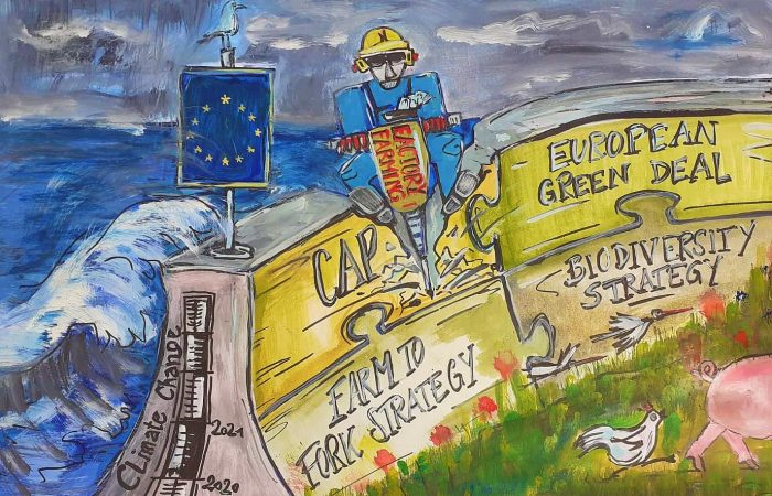 The CAP is Parting Ways with the EU Green Deal