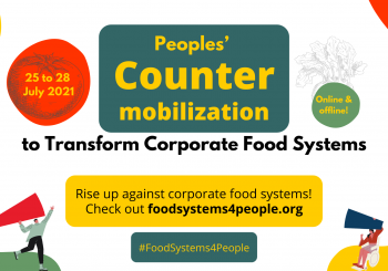 The Urgent Need for Food System Transformation