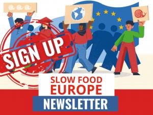 Slow Food Europe newsletter