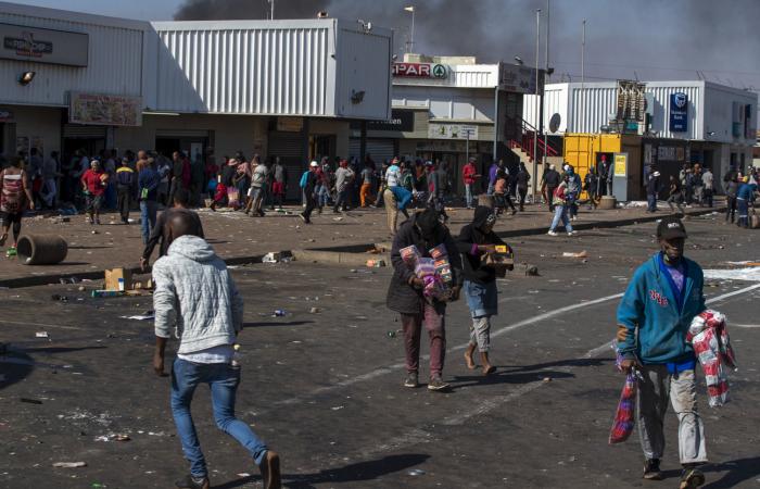 Sudáfrica: ¿qué está sucediendo?
