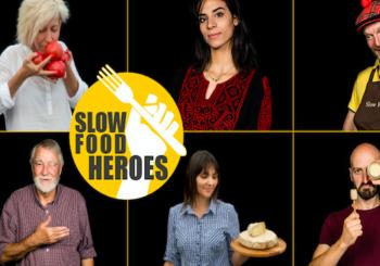 Slow Food präsentiert sein Projekt Slow-Food-Helden
