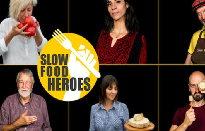 Slow Food presenta sus Héroes Slow Food
