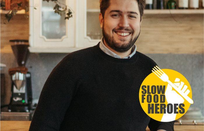 Slow Food Hero : Les Résistants et l'Avant-Poste, deux remparts contre le COVID-19