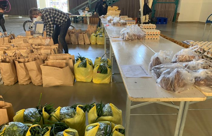 Slow Food Hero: in an Old Farmers' Market, a community resists Covid-19