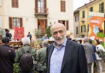 Once upon a time there was Cheese: a message from Carlo Petrini