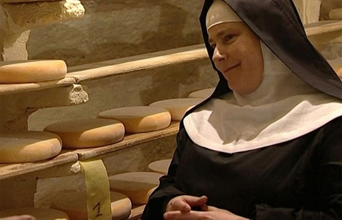 Mother Noella Marcellino and the Promise of Cheese
