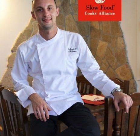 Receita da Aliança de Cozinheiros Slow Food: Frico com batata e cebolas de Cavasso e da Val Cosa