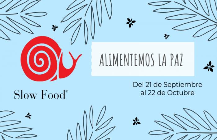 Alimentemos la Paz: una campaña de la red Slow Food en Latinoaméria y el Caribe